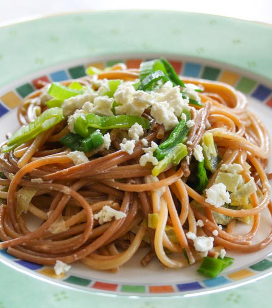 Spaghetti Maillard - The Vegetarian Diaries