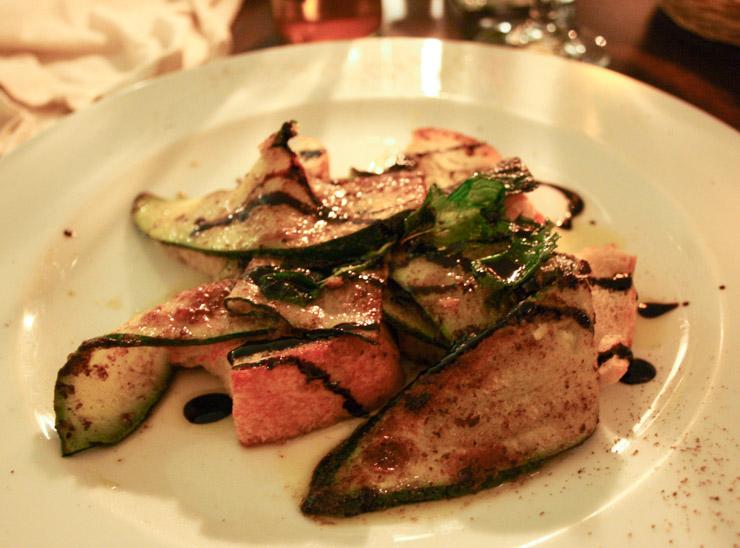 vegan und vegetarisch Essen im La Monella in Hamburg - The Vegetarian Diaries