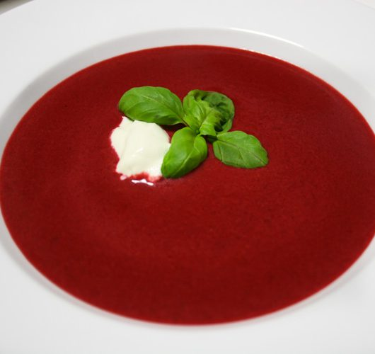 Rote Bete Suppe - The Vegetarian Diaries