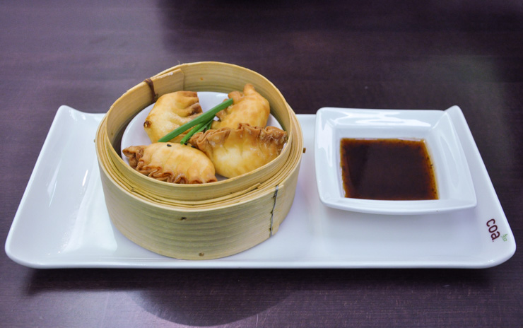 vegetarisch essen im COA - asiatisch - The Vegetarian Diaries
