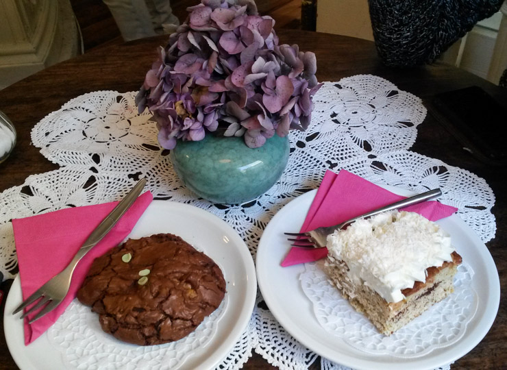Cookies & Kuchen - Liebes Bisschen - Hamburg - The Vegetarian Diaries