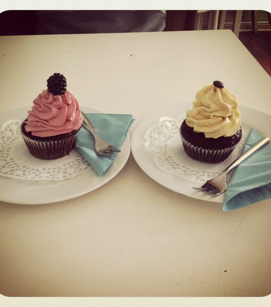 Cupcakes vegan Hamburg - The Vegetarian Diaries