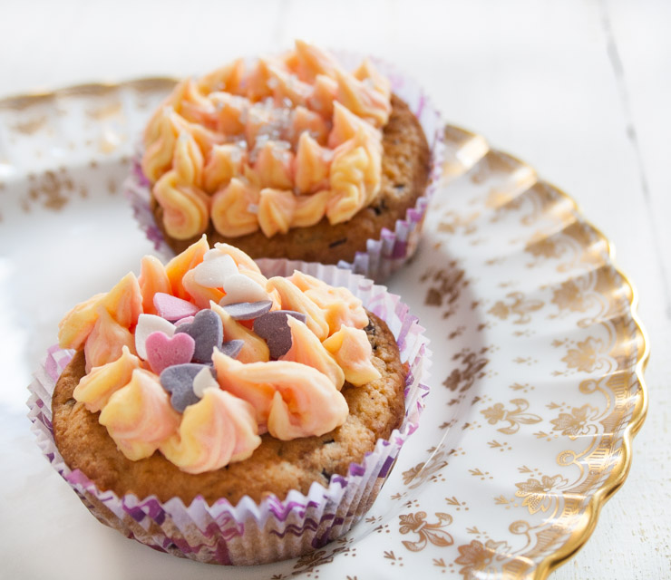 Stevia-Chocolate-Cupcakes - The Vegetarian Diaries