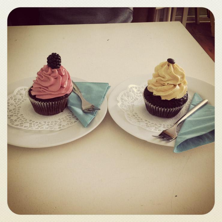 vegane Cupcakes - Liebes Bisschen - Hamburg