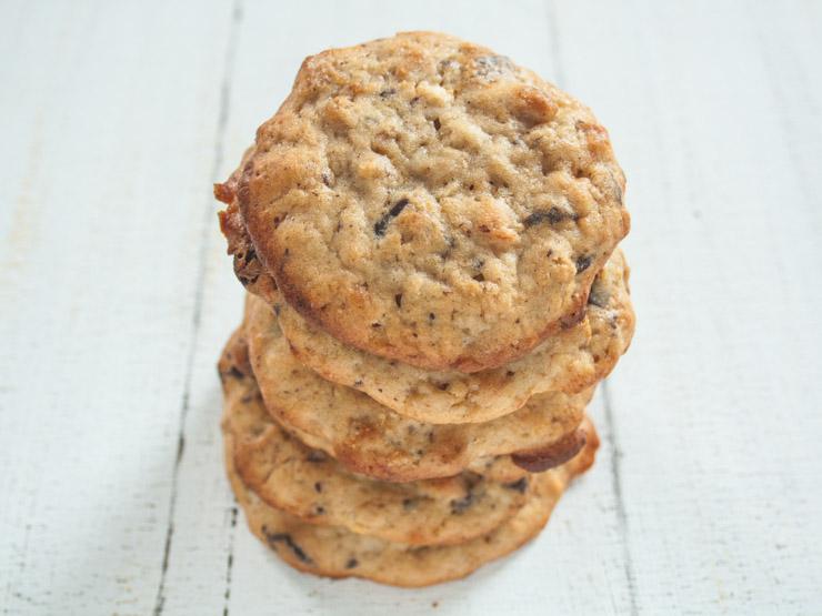 Schoko-Erdnussbutter Cookies - The Vegetarian Diaries