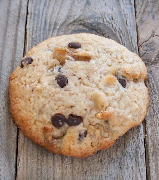 Schokoladencookies mit Apfelmus - The Vegetarian Diaries