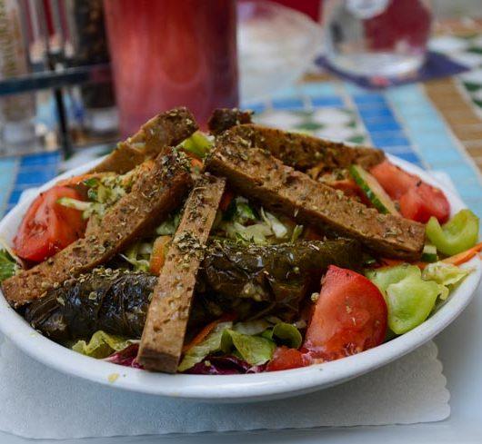 vegan in Wien - Biobar - The Vegetarian Diaries