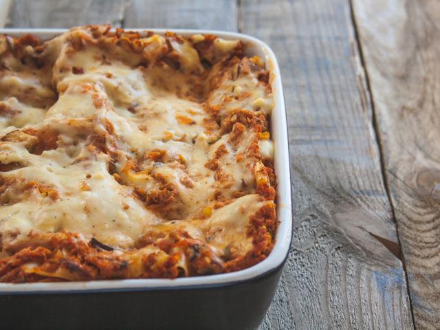 lasagne-vegan