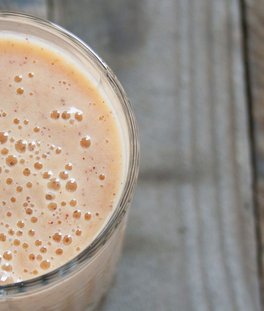Orangen-Kiwi-Smoothie - The Vegetarian Diaries