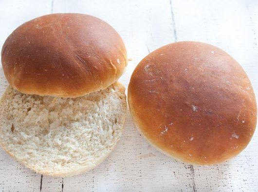 Rezept für die Die perfekten Burger Buns - The Vegetarian Diaries
