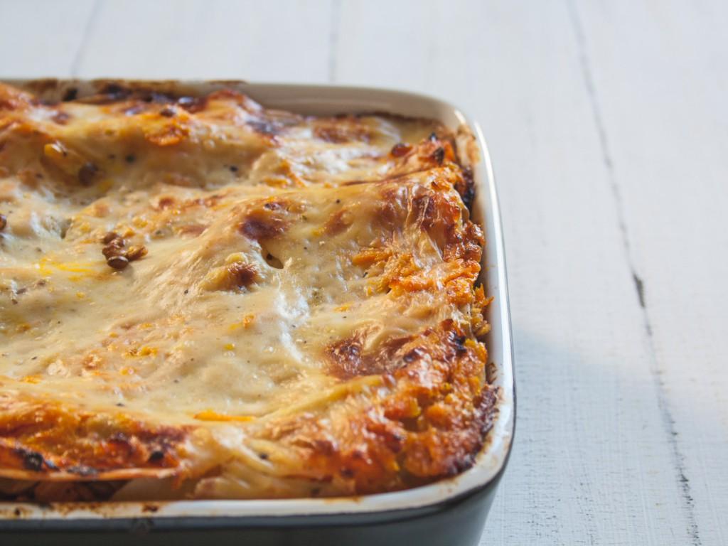 k rbis linsen lasagne the vegetarian diaries. Black Bedroom Furniture Sets. Home Design Ideas