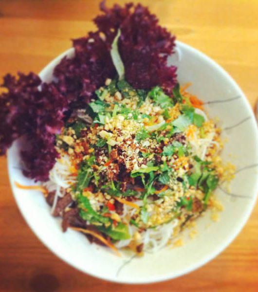 vegan essen im Well Being Köln - The Vegetarian Diaries