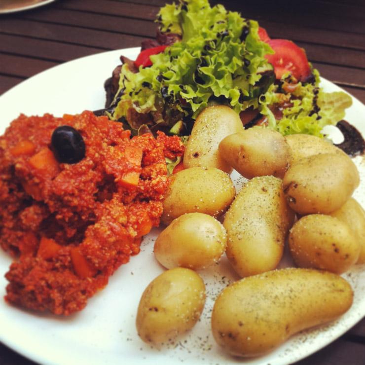 vegan in Koblenz - Cafe Milijöö