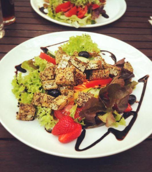 veganes Cafe in Koblenz - Cafe Milijöö