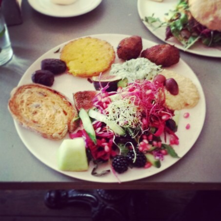 Cafe N - Kopenhagen - The Vegetarian Diaries