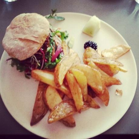 vegan essen in Kopenhagen - Cafe N - The Vegetarian Diaries
