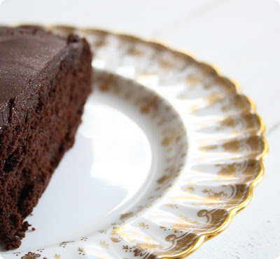 "SCHOKO-Torte nach ""Sacher""-Art"