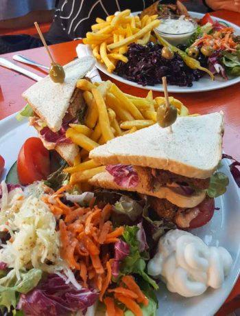 vegan essen in St.Pauli - Das Feldstern