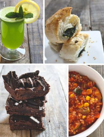 veganes zu Rezepte zu Silvester - The Vegetarian Diaries