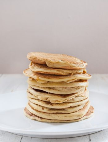 vegane Pancakes - Grundrezeptur -The Vegetarian Diaries