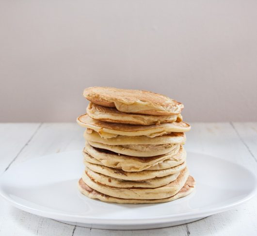 vegane Pancakes - Grundrezeptur -The Vegetarian Diaries