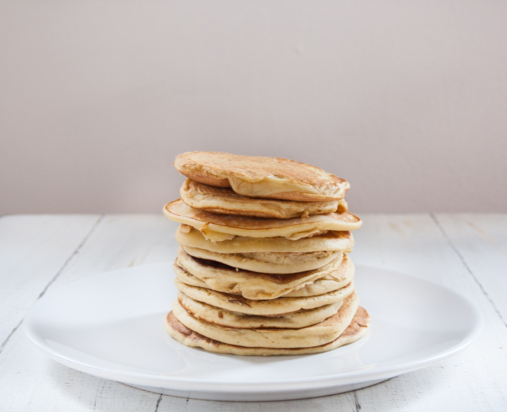 vegane Pancakes - The Vegetarian Diaries