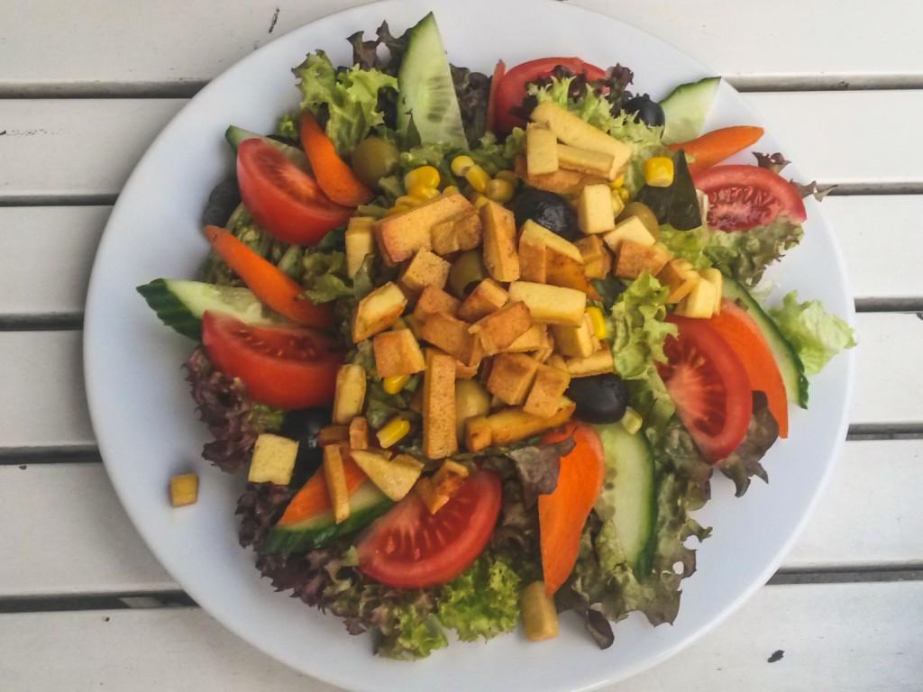 vegan und vegetarisch Essen in St.Pauli - Das Café Miller