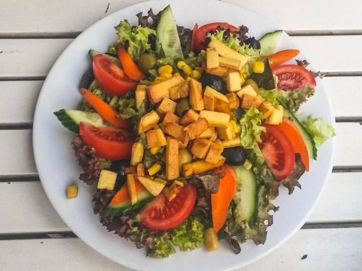 vegan Essen auf St. Pauli - The Vegetarian Diaries