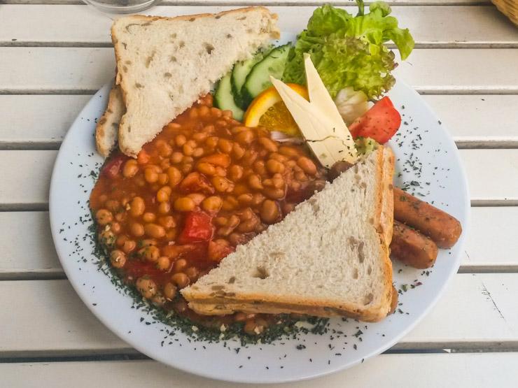 vegan und vegetarisch Essen in St. Pauli - The Vegetarian Diaries