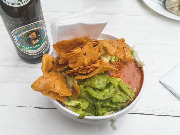 Dolores in Berlin - The Vegetarian Diaries