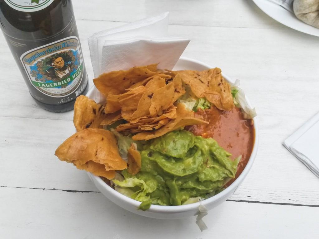 die besten veganen Burritos in Berlin - Dolores