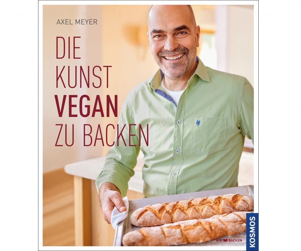 Die Kunst vegan zu backen von Axel Meyer