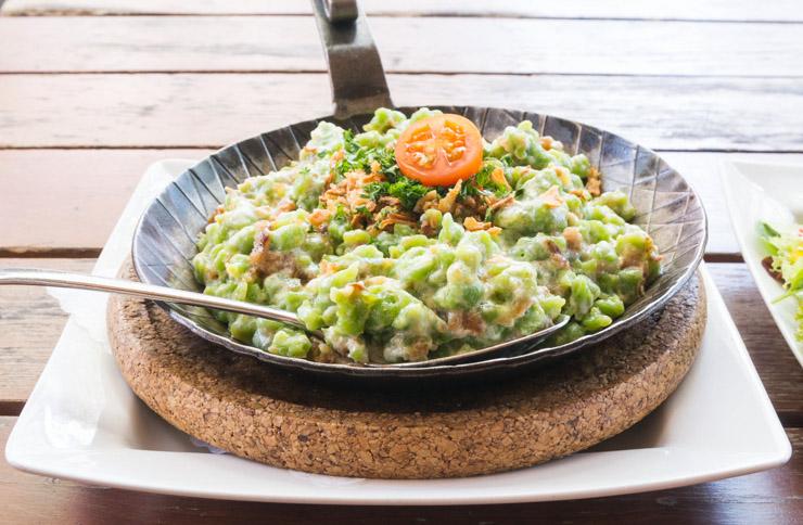 Max Pett - veganes Restaurant - The Vegetarian Diaries