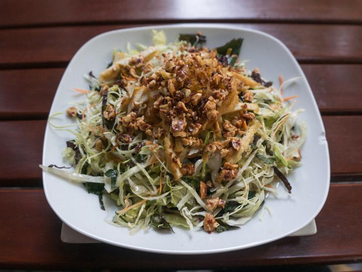 Chay Village Berlin - Salat - Vorspeise - The Vegetarian Diaries