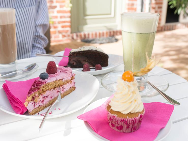 good Eats in Potsdam - The Vegetarian Diariesa