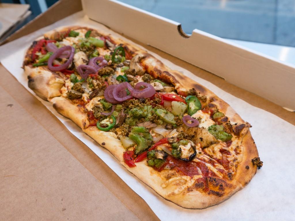 vegane Pizza in Washington D.C.