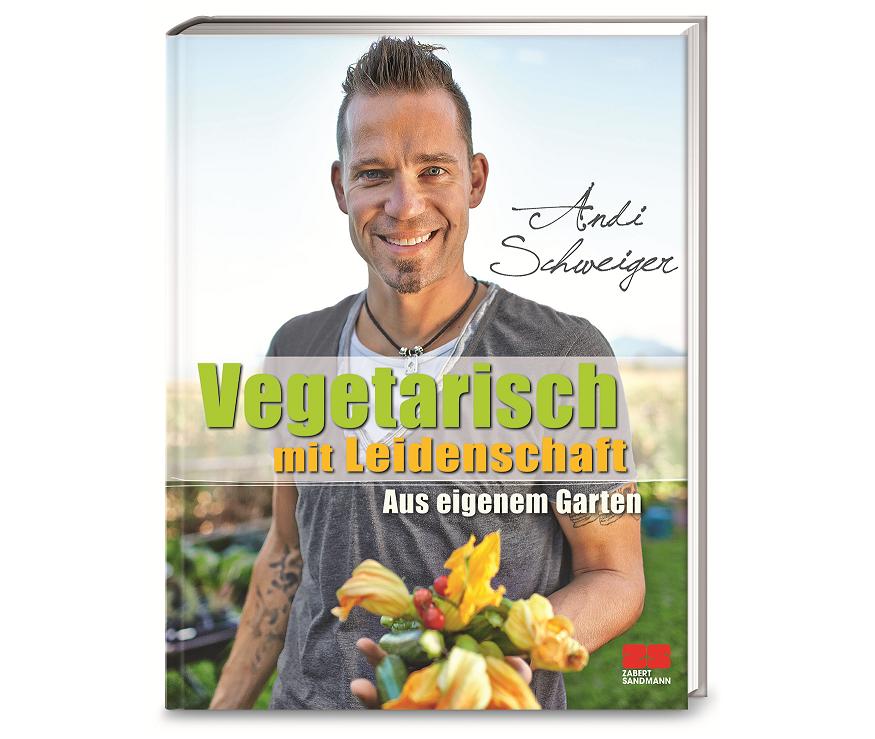 vegetarisch aus Leidenschaft  - Rezension