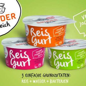 Reisgurt - veganer Joghurt auf Reisbasis - The Vegetarian Diaries