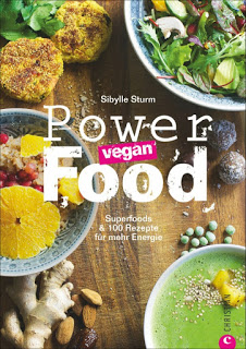 Rezension - vegan Power Food von Sibylle Sturm