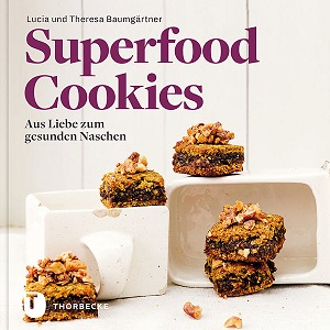 Superfood Cookies - Rezension - The Vegetarian Diaries