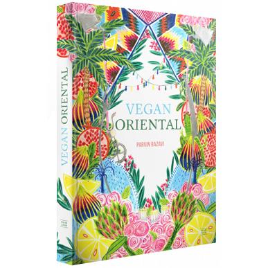 vegan Oriental Rezension - veganes Kochbuch