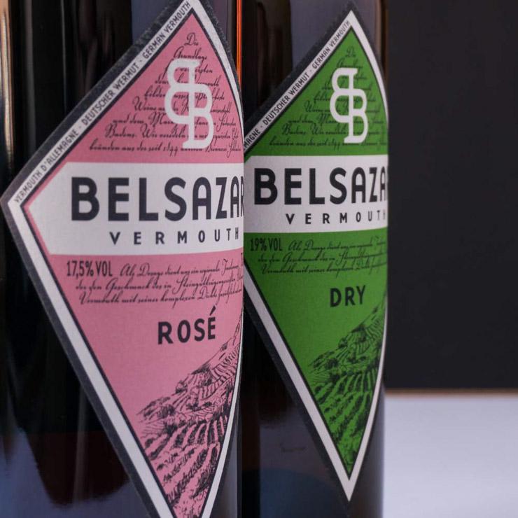 Belsazar Vermouth - veganer Wermut