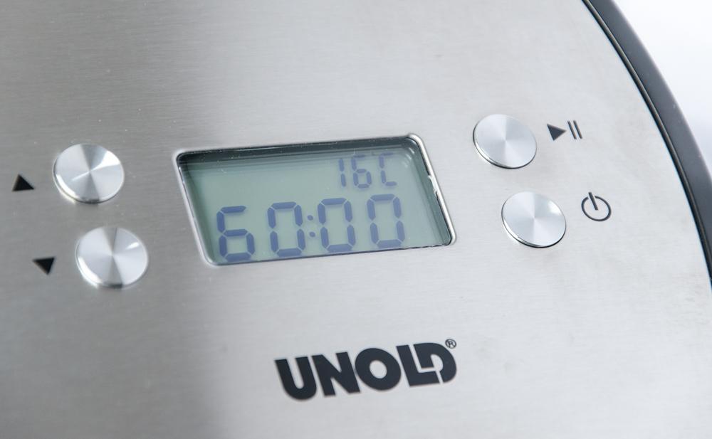 Detail Eismaschine ONE von UNOLD
