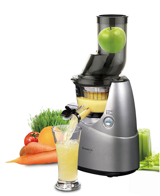 Kuvings-Whole-Slow-Juicer-B6000-Entsafter-Saftpresse-Startseite