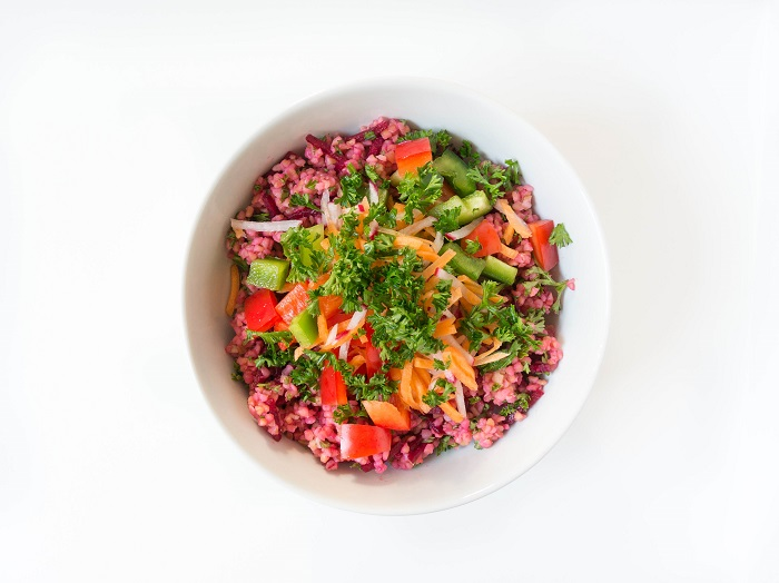 veganes Taboulé