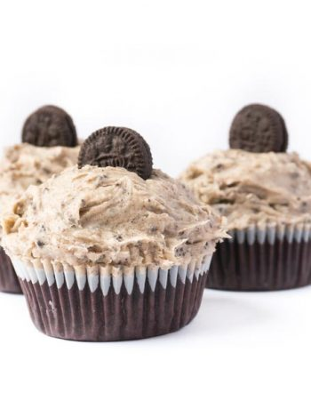 vegane Oreo-Cupcakes- The Vegetarian Diaries