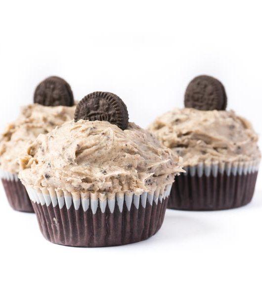 vegane Oreo-Cupcakes- The Vegetarian Diaries