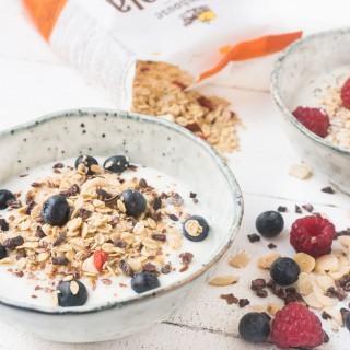 Granola Barnhouse - veganes Müsli zum Frühstück