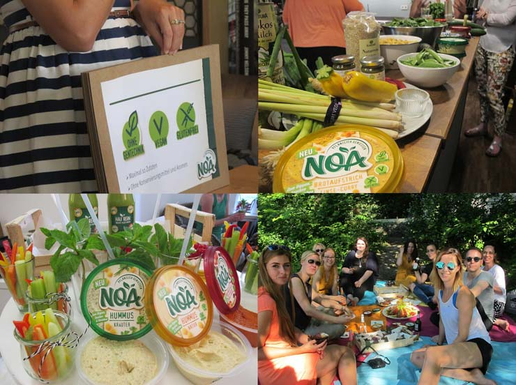 NOA - Event in München - Blogger