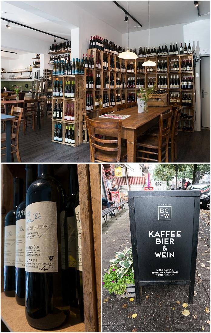 WeinEntdecker werden in Hamburg - Vin Aqua Vin - Brew Club and Wines - The Vegetarian Diaries